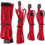 Corsair Netzteilkabel Premium Starter-Kit Typ 4 Gen 4 rot 8-teilig