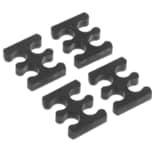 Alphacool Kabelführung Eiskamm X4 - 3mm