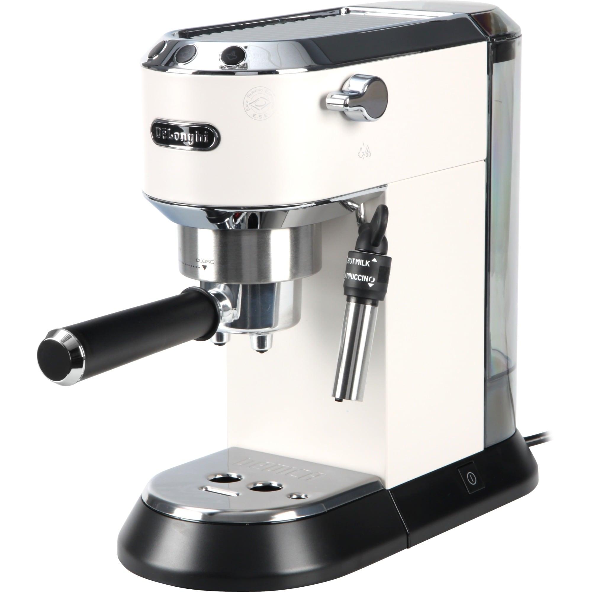 DeLonghi Espressomaschine Dedica Style EC 685.W weiß