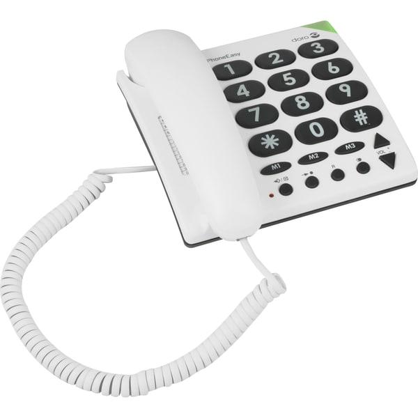 Doro analoges Telefon PhoneEasy 311c