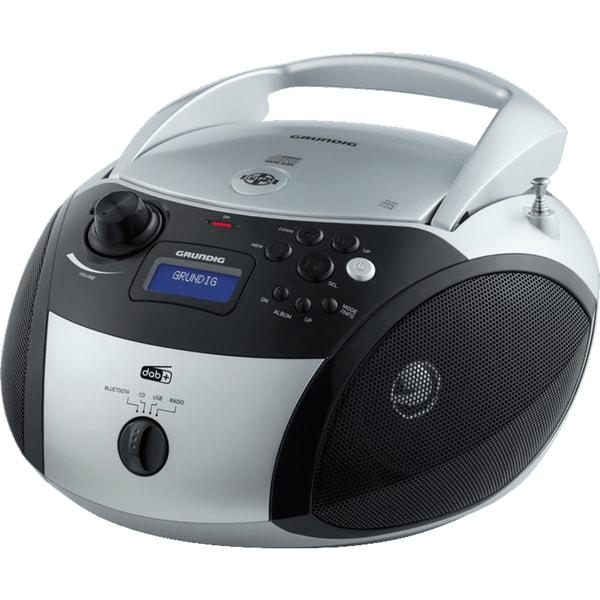 Grundig CD-Player GRB 4000 silber