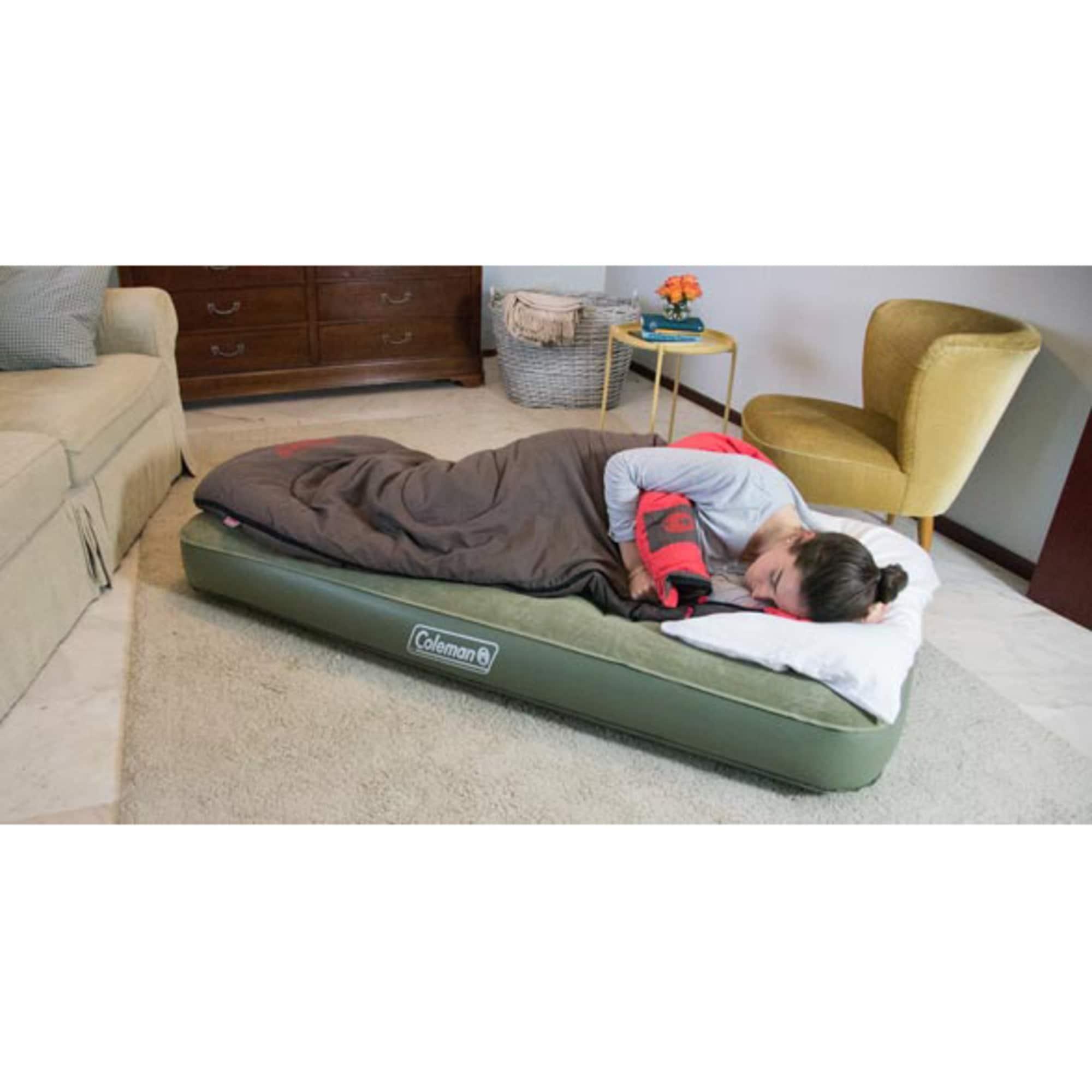 Coleman Luftbett Comfort Bed Compact Single