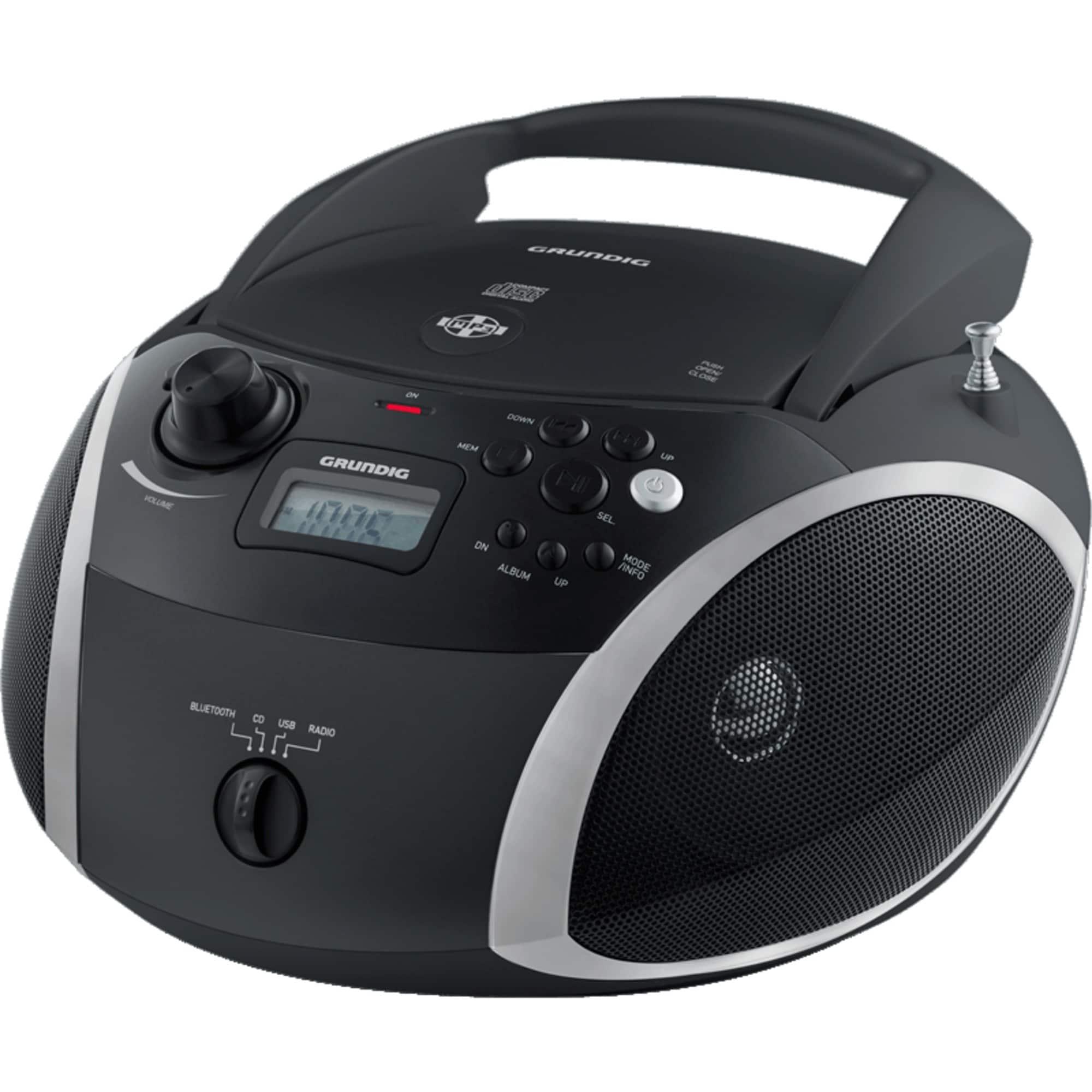Boomboxen Kinder Mädchen Stereoanlage CD-Player Radio ...