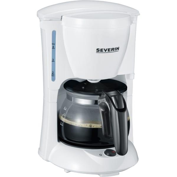 Severin Filtermaschine KA 4807 weiß-schwarz