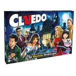 Hasbro Brettspiel Cluedo