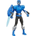 Hasbro Spielfigur Power Rangers Beast Morphers Beast-X Blauer Ranger