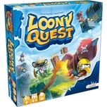 Asmodee Brettspiel Loony Quest
