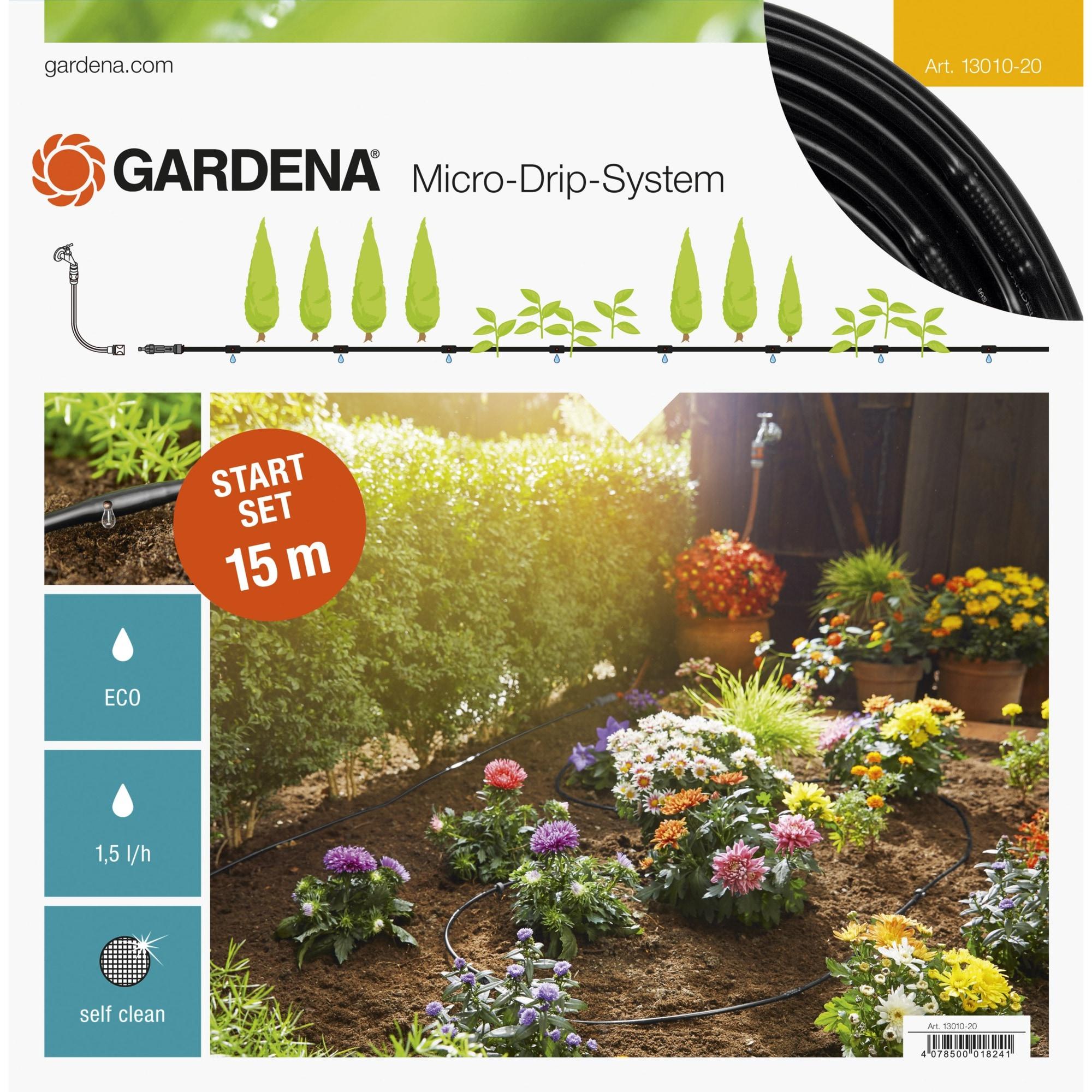 Gardena Regner MDS Start-Set Pflanzreihen S