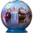 Ravensburger Puzzle 3D Puzzle-Ball Disney Frozen: Frozen 2