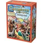 Asmodee GmbH Brettspiel Carcassonne - Manege frei!