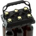 Click-IT Haushaltshilfe Bottle Buddy schwarz