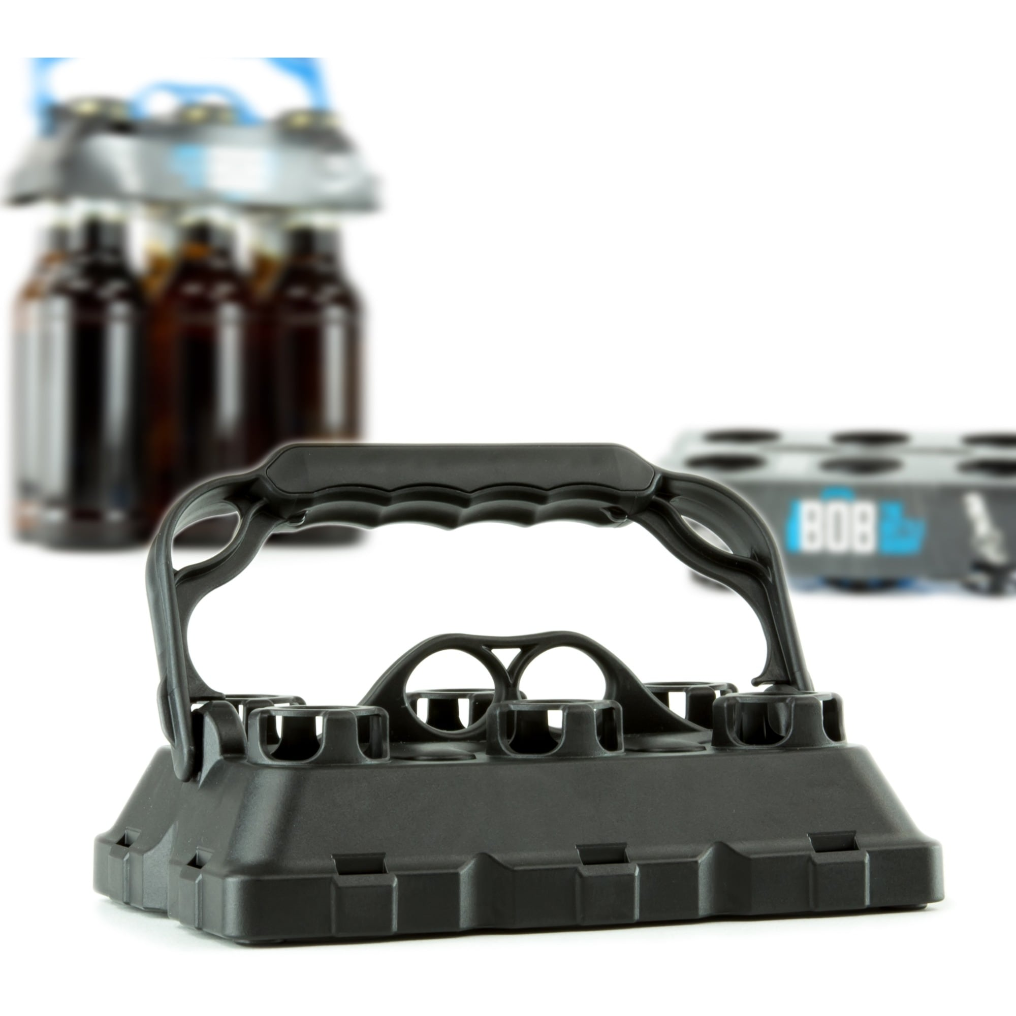 Click-IT Haushaltshilfe Bottle Buddy Black Buddy