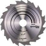 Bosch Kreissägeblatt Speedline Wood 190mm
