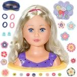 Zapf Creation Schmink- und Frisierkopf Baby born® Sister Styling Head