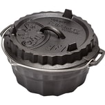Petromax Topf Gugelhupfform gf1 mit Tortenbodendeckel