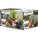 Gardena Bewässerungsautomat city gardening Urlaubsbewässerung-Set 1265-20