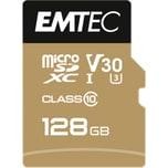 Emtec Speicherkarte SpeedIN PRO 128 GB microSDXC