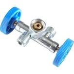 Campingaz Regulierventil Doppel-Abzweigventil für 2 Gasgeräte