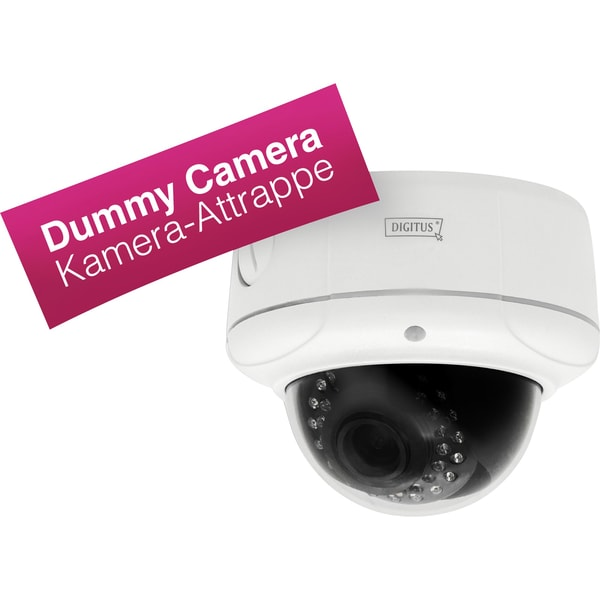 Digitus Kamera-Gehäuse OptiDome Pro Attrappe