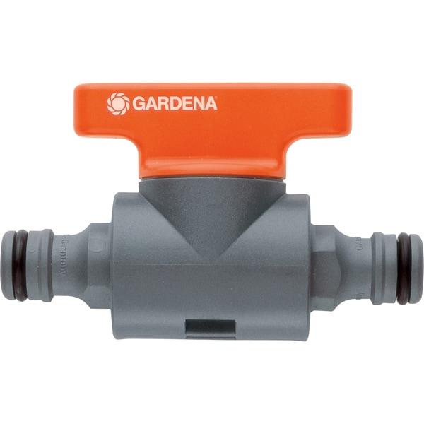 Gardena Kupplung mit Regulierventil (2976-20)