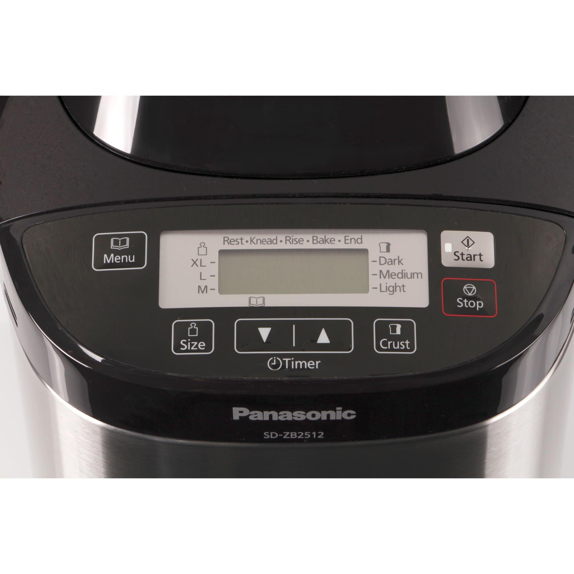 Panasonic Brotbackautomat SD-ZB2512