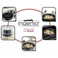 Tefal Kasserollen-Set Ingenio Authentic + Griff, 16cm, 18cm und 20cm