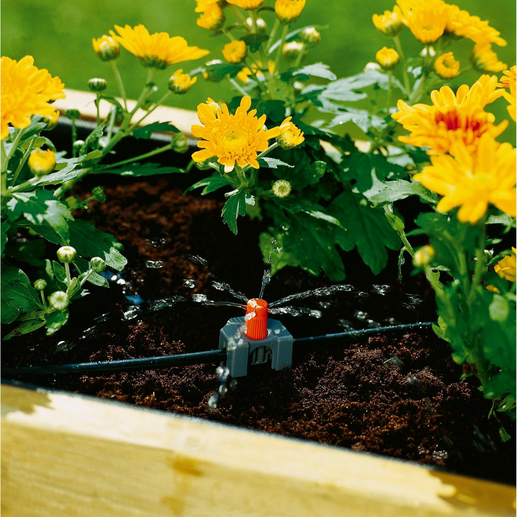 Gardena Sprinklersystem Kleinflächendüse