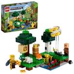 Lego Konstruktionsspielzeug Minecraft Die Bienenfarm