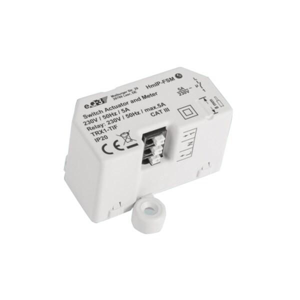 Homematic IP Schalter Schalt-Mess-Aktor für Unterputz
