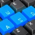 Sharkoon Gaming-Tastatur SKILLER Englisches Layout