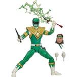 Hasbro Spielfigur Power Rangers Lightning Collection Mighty Morphin Grüner Ranger Figur