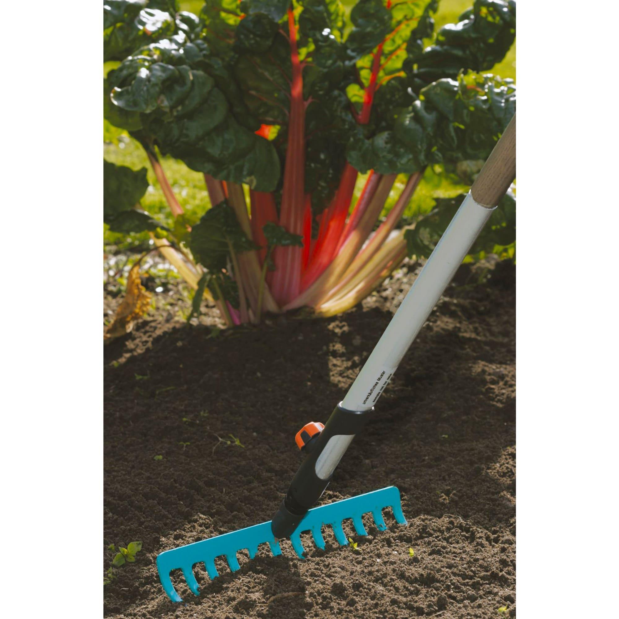 Gardena Combisystem-Rechen 30cm/12 Zinken