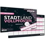 Pegasus Brettspiel Denkriesen - Stadt Land Vollpfosten - Girls Edition
