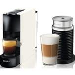 Krups Kapselmaschine Nespresso Essenza Mini & Aeroccino3