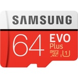 Samsung Speicherkarte EVO Plus 64 GB microSDHC 2020