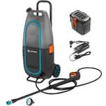 Gardena Hochdruckreiniger Akku-Hochdruckreiniger AquaClean Li-40/60 Set, 40Volt