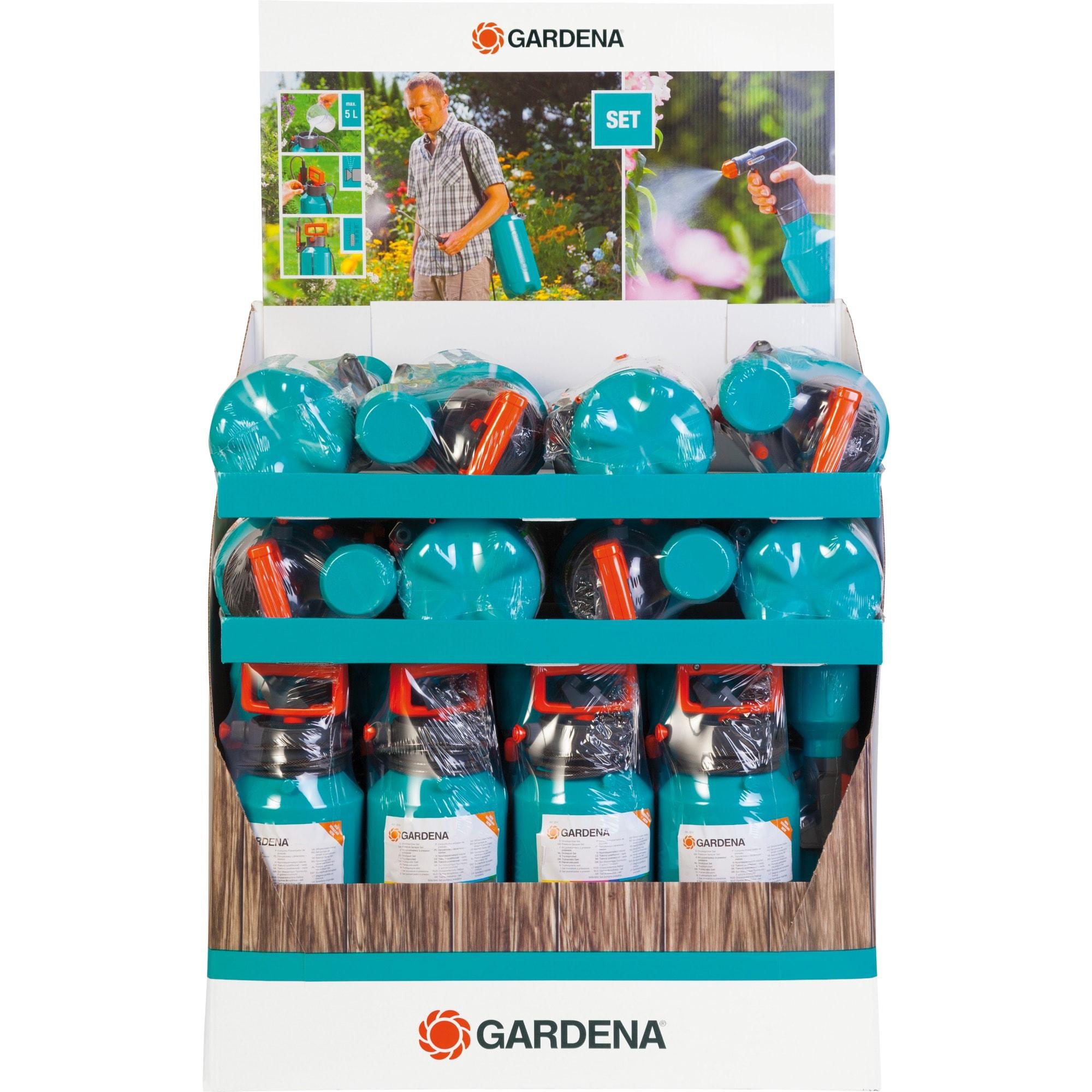 Gardena Drucksprüher-Set