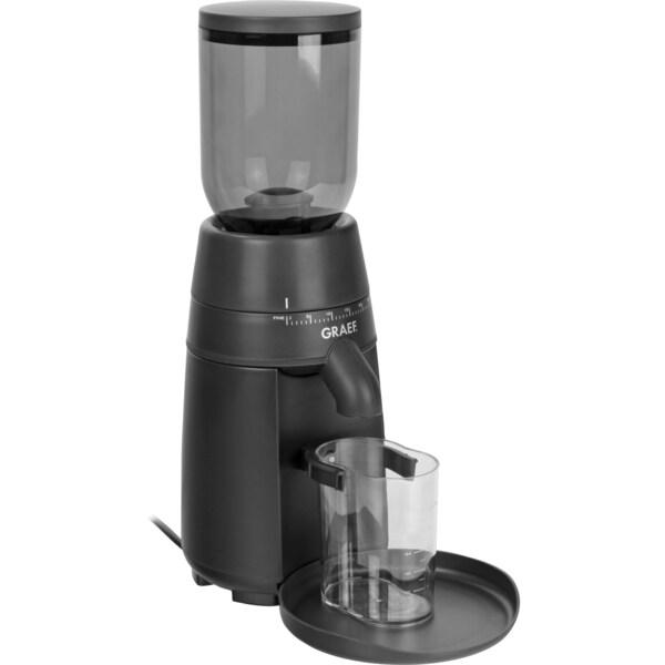 Graef Kaffeemühle CM 702 schwarz
