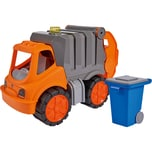 BIG Spielfahrzeug Power-Worker Müllwagen