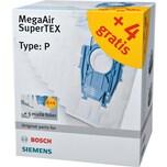 Siemens Staubsaugerbeutel MegaAir SuperTEX VZ123FP (12+3) Typ P