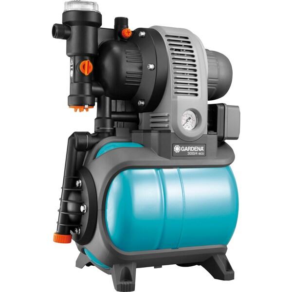 Gardena Pumpe Classic Hauswasserwerk 3000/4 Eco