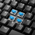 Sharkoon Gaming-Tastatur PureWriter TKL RGB