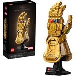 Lego Konstruktionsspielzeug Marvel Super Heroes Infinity Handschuh