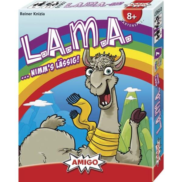 Amigo Kartenspiel LAMA