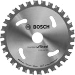Bosch Kreissägeblatt Standard for Steel 136mm 30Z