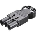 Bachmann Adapter Gerätestecker Schraubanschluss GST18i3