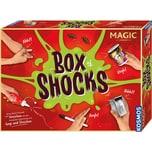 Kosmos Verlag Zauberkasten MAGIC Box of Shocks