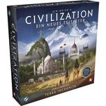 Asmodee GmbH Brettspiel Civilization: Ein neues Zeitalter - Terra Incognita