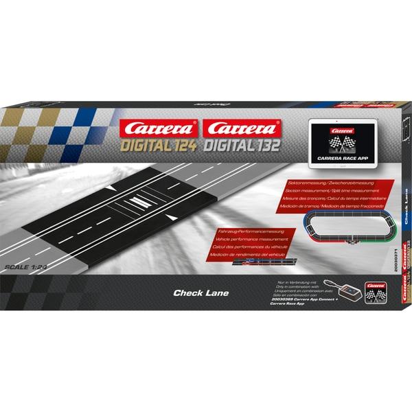 Carrera Schiene DIGITAL 124/132 Check Lane