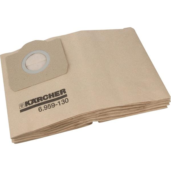 Kärcher Papierfilterbeutel für Sauger